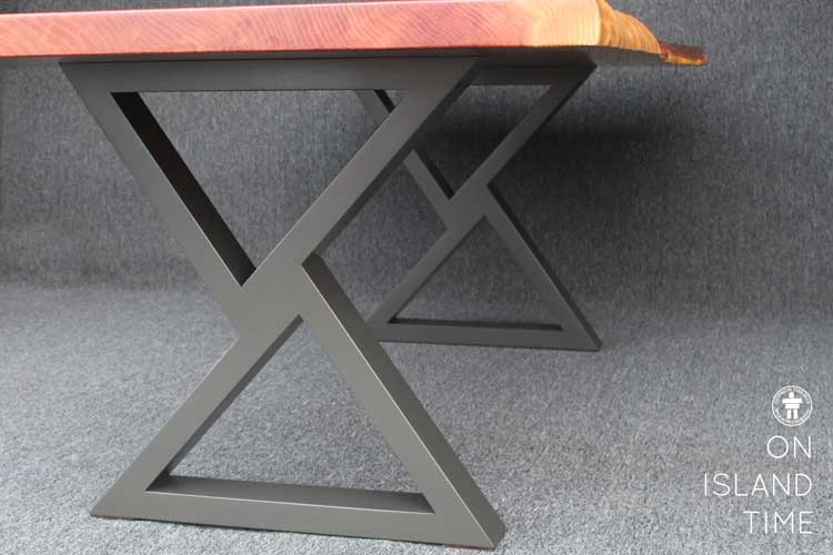 Custom made modern table Washington