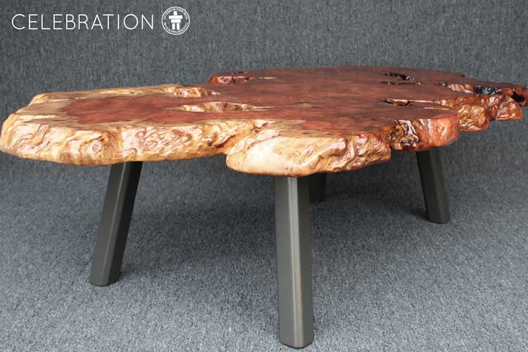 Modern table coffee table legs