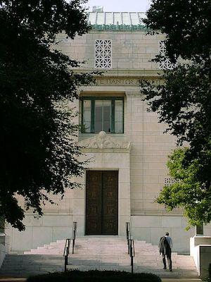 Federal Reserve Building, Washington DC