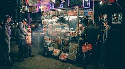 Protect Your Gut_Street Food_Sidewalk Blog