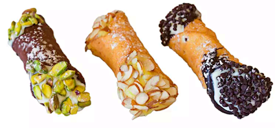 Cannoli History_Sidewalk Blog