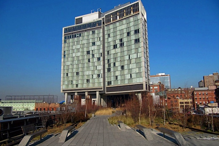 Photo: The Standard Hotel