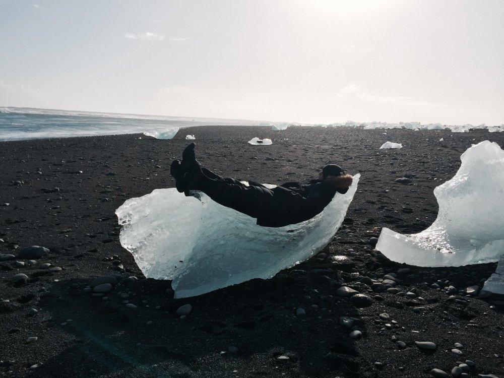 JOKUL-SARLON - Iceland's natural crown jewels.