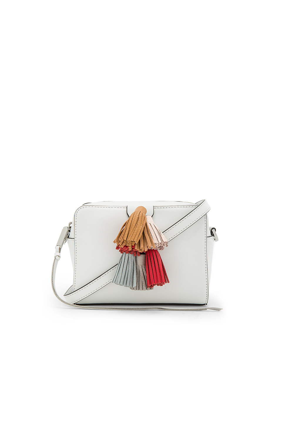 MINI SOFIA CROSSBODY TASSLE BAG