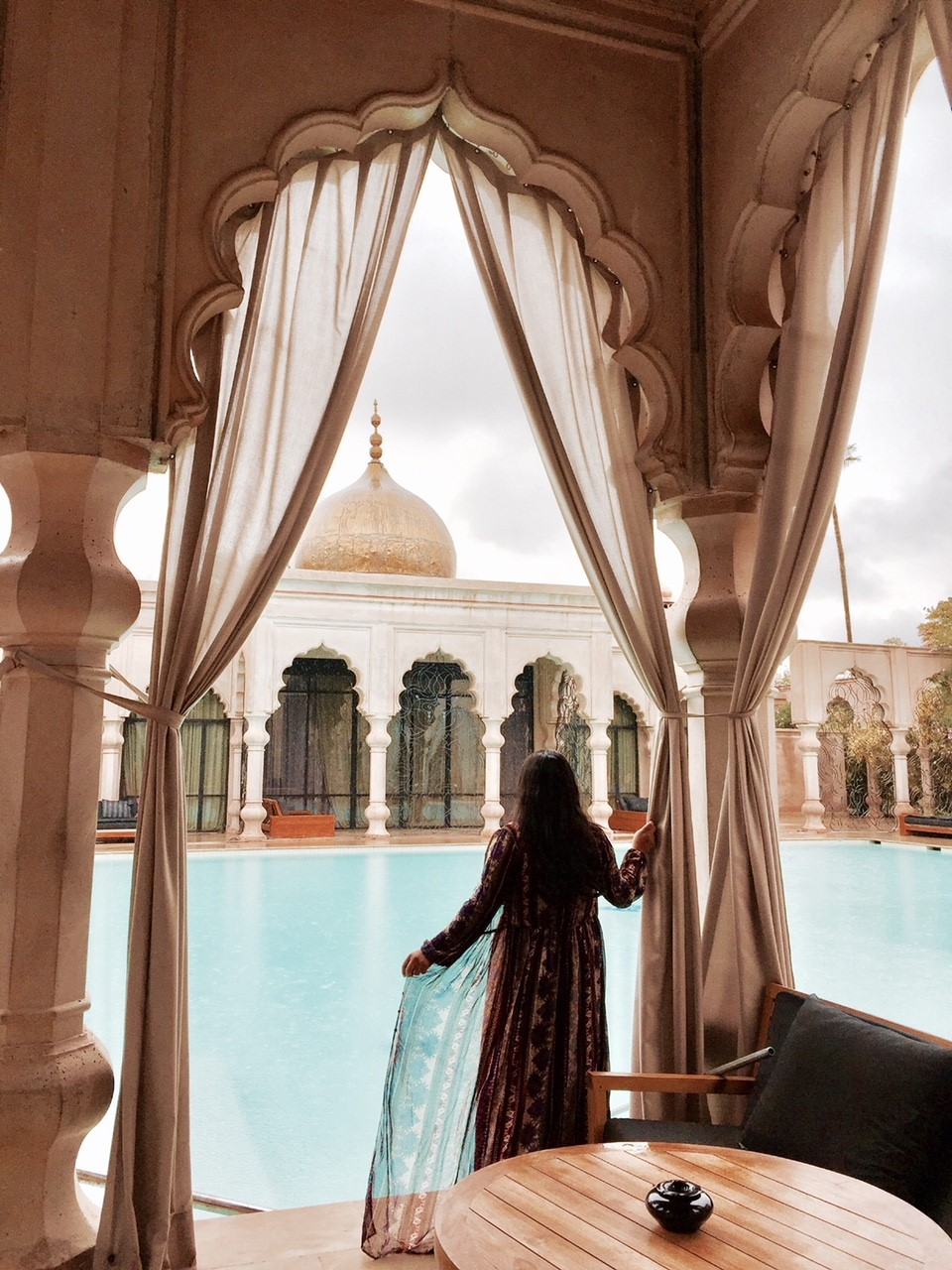 PALAIS NAMASKAR - A luxury oasis in Marrakech, only 30 minutes away from the main attractions, best place to stay if trying to stay away from the hustle and bustle of the city life.