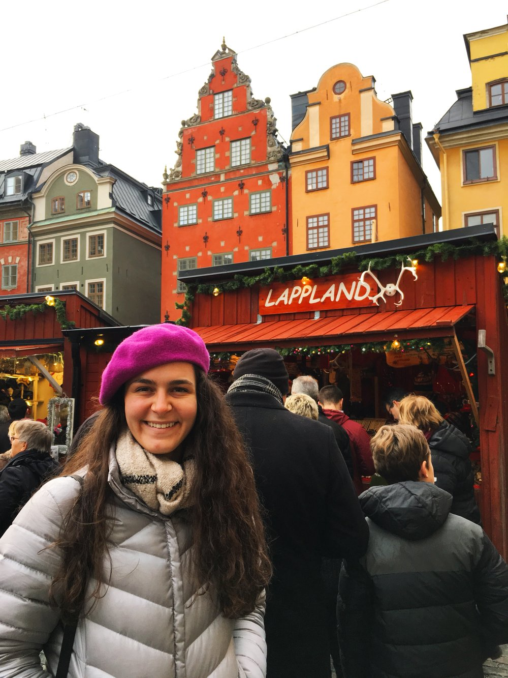 Christmas Market //  Shop my Look