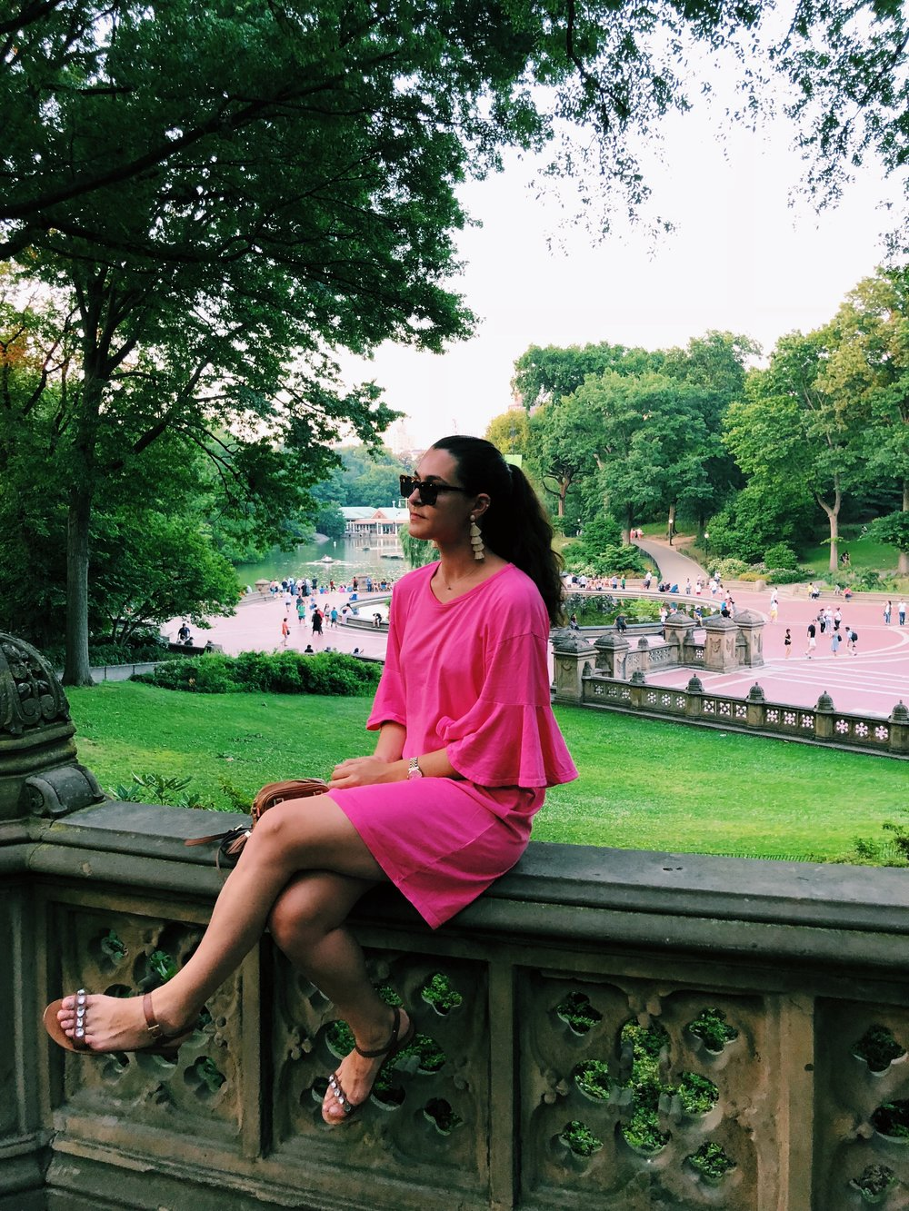 Central Park, NY //  SHOP HERE