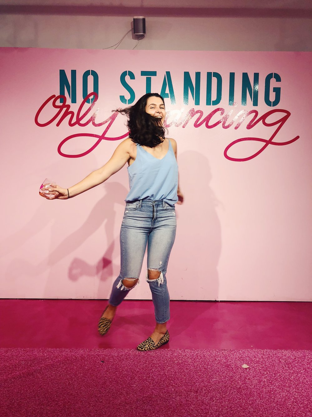 NO STANDING / Only Dancing