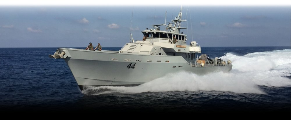 INTERNATIONAL PATROL VESSELS