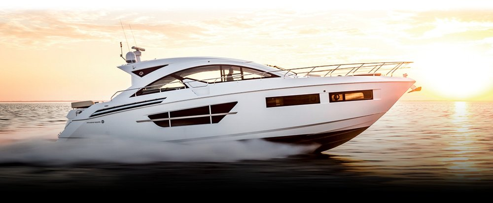 PRODUCTION MOTOR YACHTS