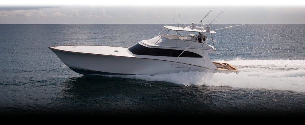 CUSTOM SPORTFISHING BOATS