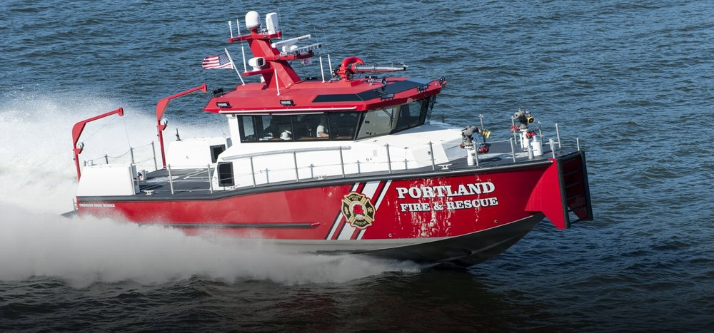 FIRE & RESCUE BOATS