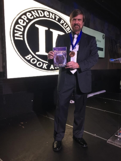 2018 IPPY AWARDS BRONZE MEDALIST WINNER