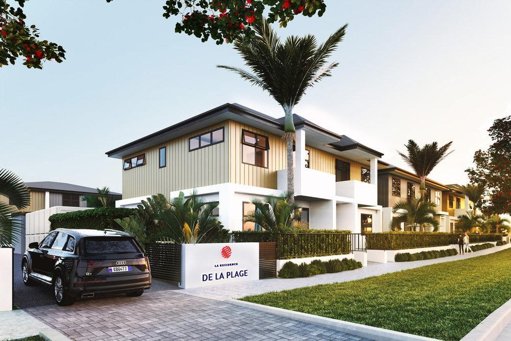 Glasshouse Digital -  Digital Marketing Agency for Residence De La Plage