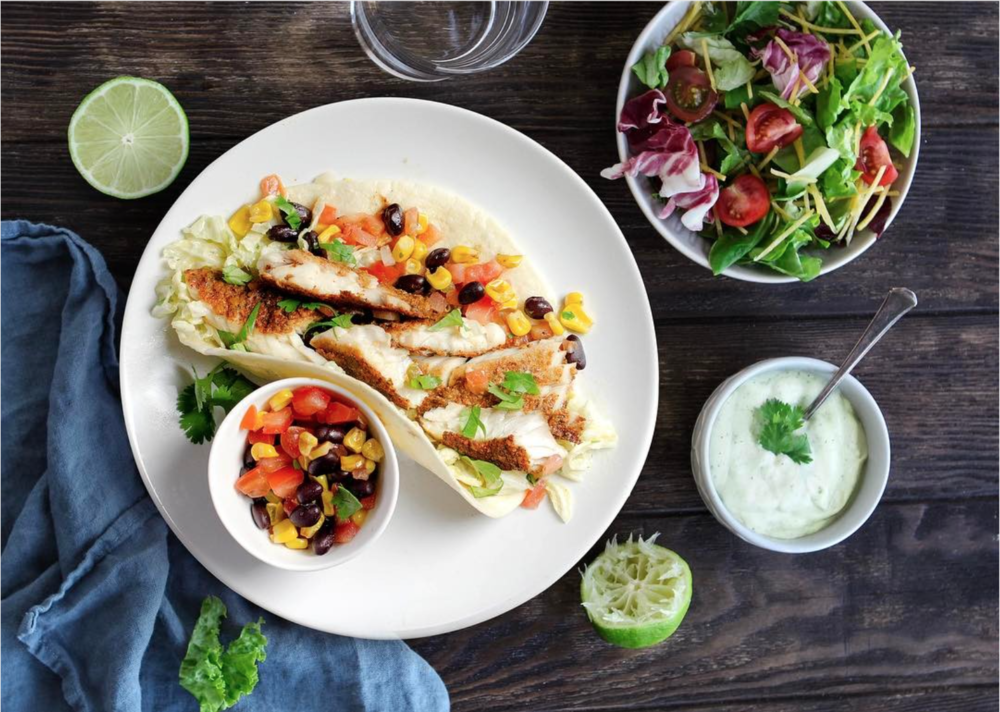 Fuel Meals Haha Fish Tacos