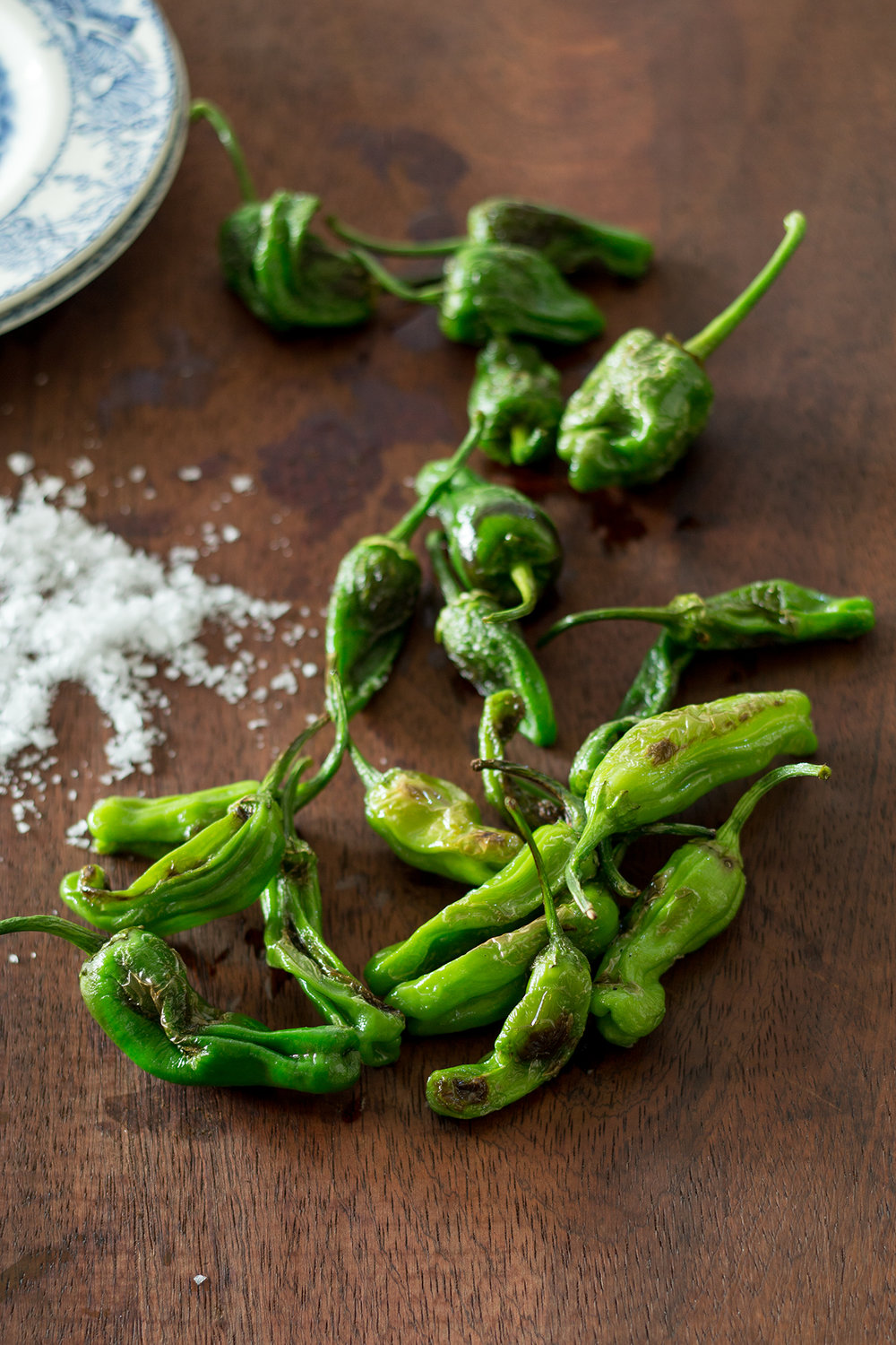 Shishito vs Padrone Peppers Showdown