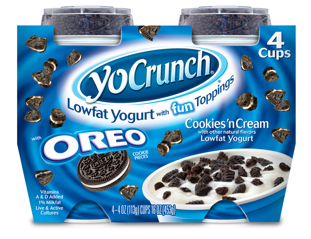 YoCrunch Lowfat Yogurt