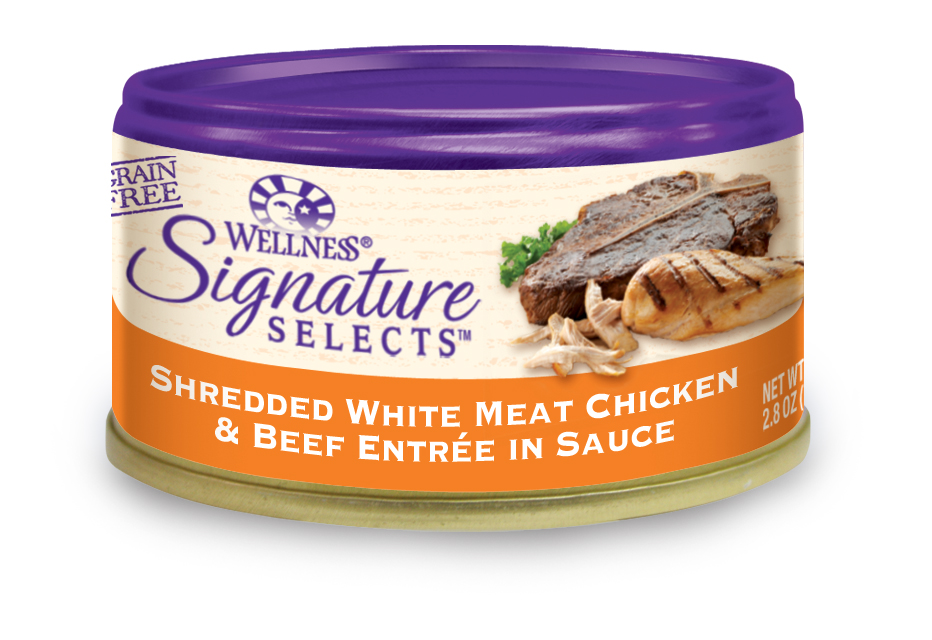 Wellness Signature Selects Cat Food