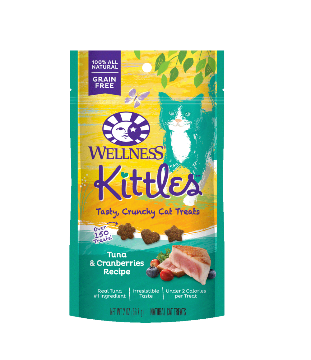 Wellness Kittles Crunchy Cat Treats