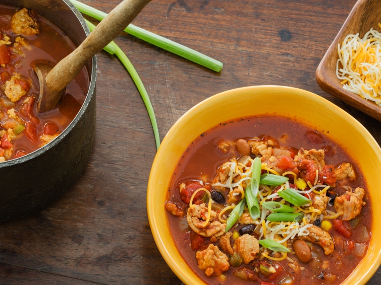 Green Valley Organics Turkey Chili