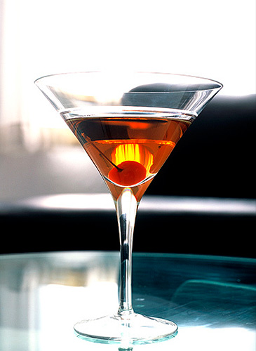 Johnny Walker Manhattan