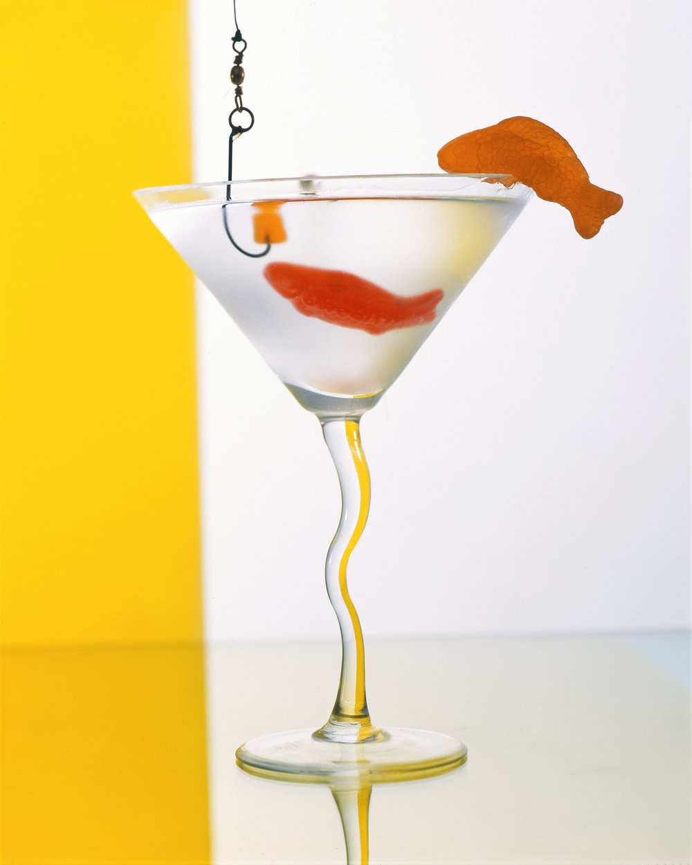 Absolut Orange Martini