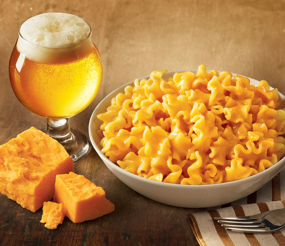Bear Creek Beer & Cheddar Mac & Cheese