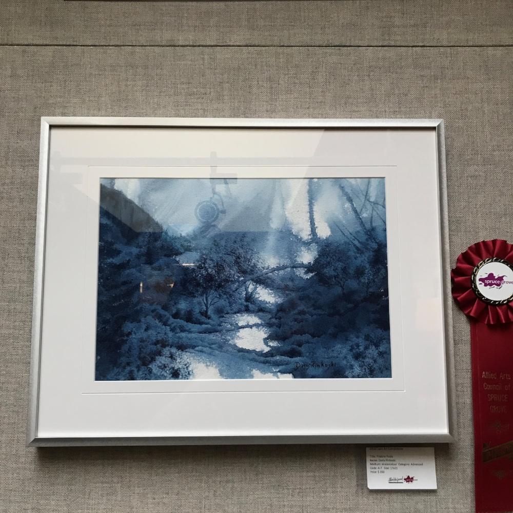 Pristine Pools by Doris Pinkoski -Advanced Category