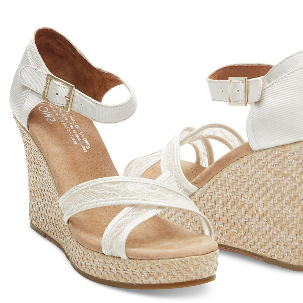 TOMS - Platinum Grosgrain Lace Strappy Wedge.jpg