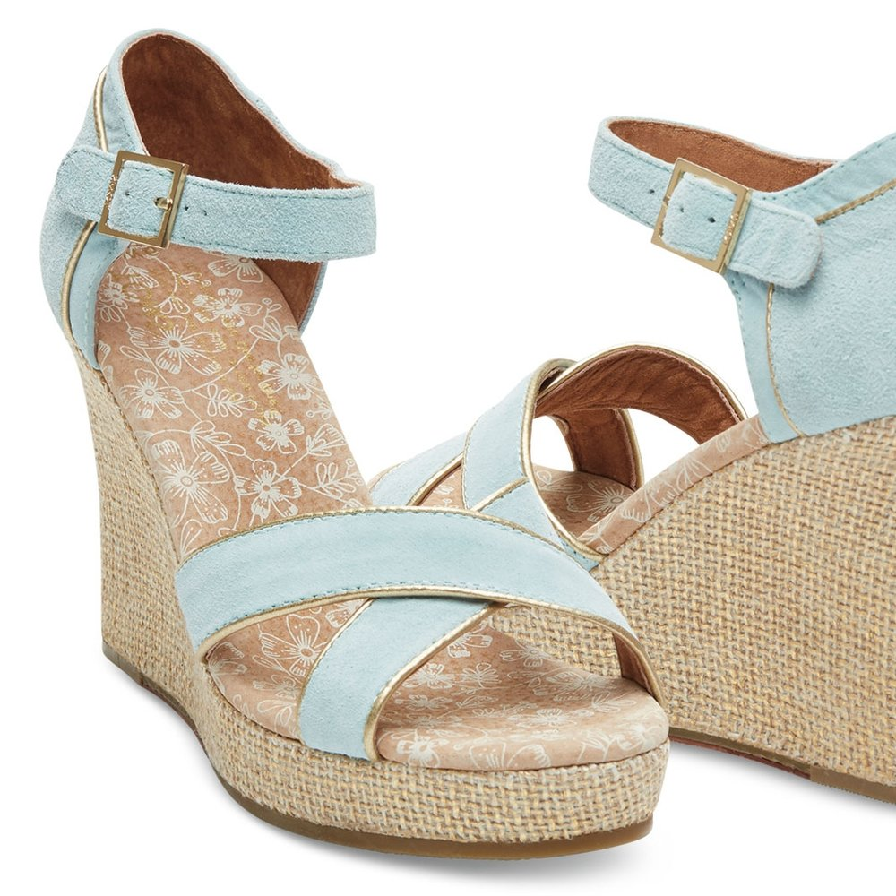 TOMS - Blue Suede Wedge.jpg