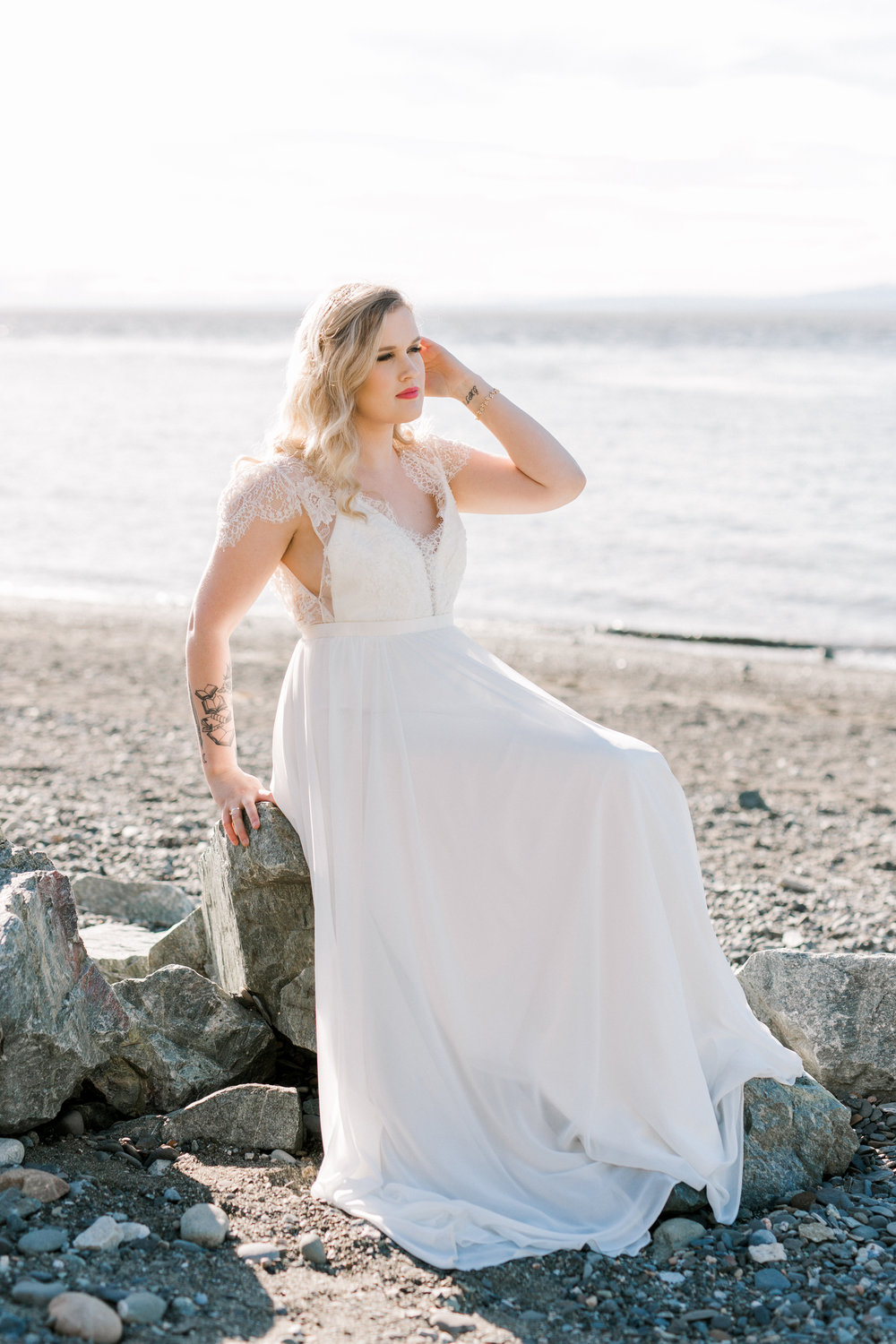 Windswept away in Truvelle - with Juliana Renee Photography