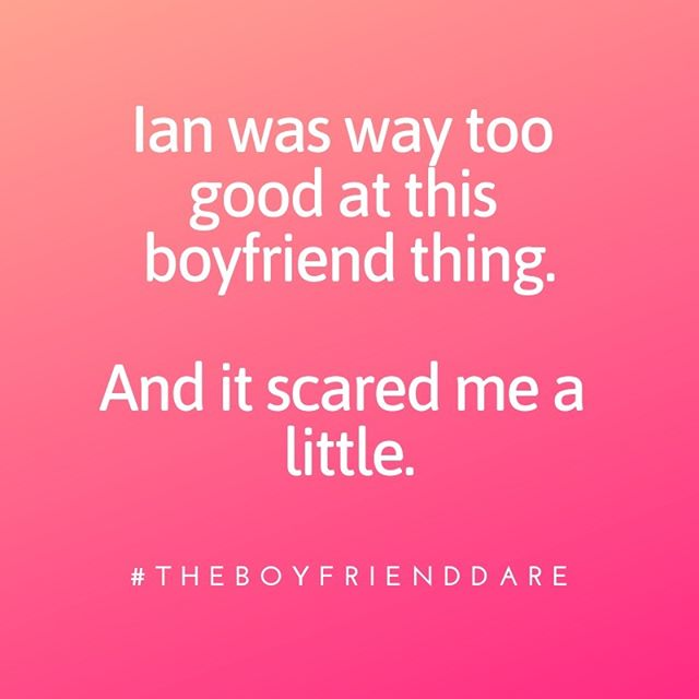 JUST ONE MORE DAY! 💋  You'll finally get to see the cover for #TheBoyfriendDare PLUS, VIP Readers, you'll be able to grab the book at a very special fan price (tomorrow only so make sure you don't forget to check your email tomorrow!) Who else is so ready for this book? Show me with an emoji! 🙃  #authorsofinstagram #yaromance #youngadultromance #amreading #goodreads #comingsoon