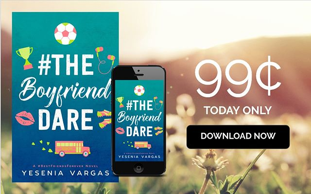 IT'S HERE! 💋  Here's everything you need to know. 😘  #TheBoyfriendDare is 99c TODAY ONLY (FREE in Kindle Unlimited!): https://amzn.to/2Swp1Sx (or link is in my profile!) And in case you're wondering what I'm up to, I'm home with a sick 2 year old on launch day (of course lol) and working from the couch as best I can. Gotta love the #momlife 🙃  #authorsofinstagram #yaromance #youngadultromance #goodreads #bookstagram