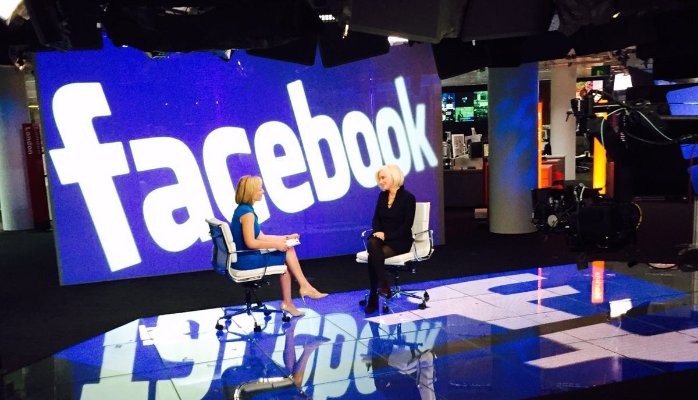 Carolyn Everson, Facebook CMO