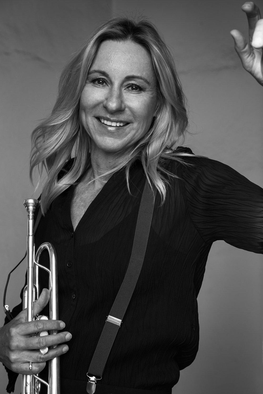 Anne King - Trumpet