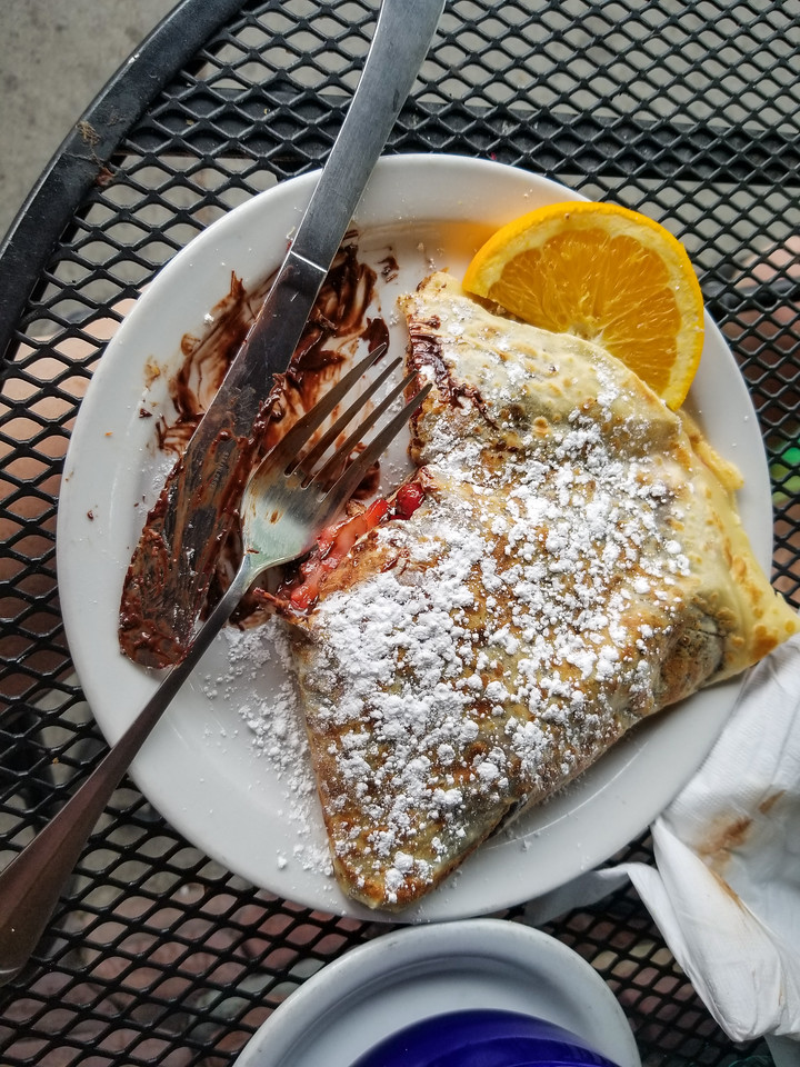 Amazing Crepes in Whitefish MT