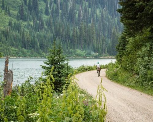 Kootenay Flathead Fandango   1200 km loop from Fernie, BC Mapped by Megan Dunn