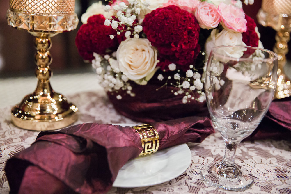 Sweet Heart Table Details - Nelaj Designs 712