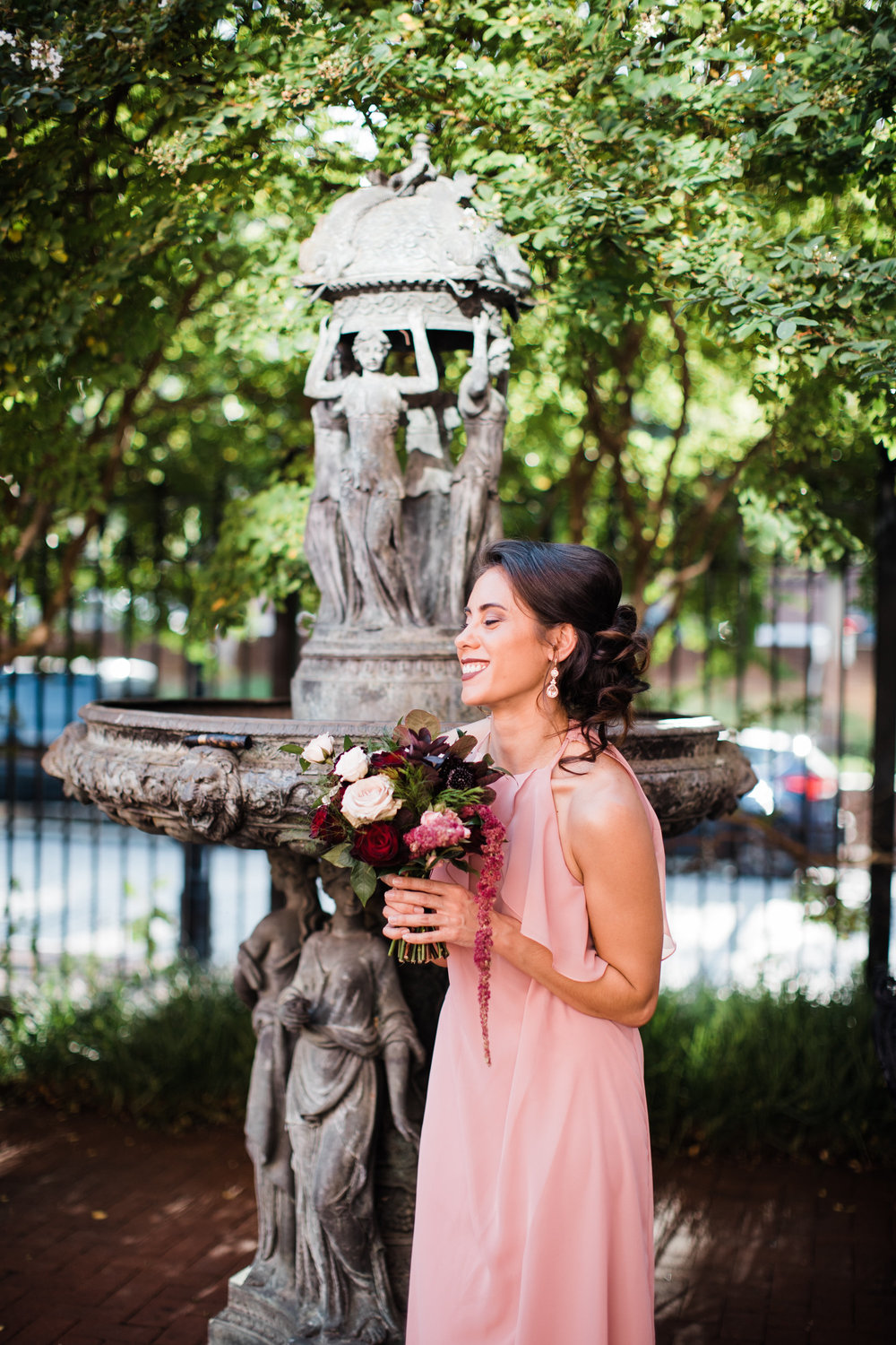 Bridesmaid Dress: Bella Bridesmaids Baltimore