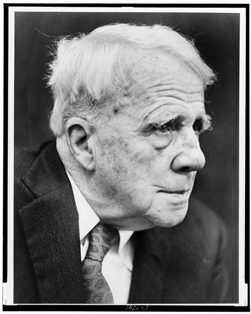 Robert Frost ,1874 -1963