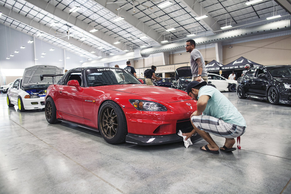 Jared's voltex equipped & supercharged S2000