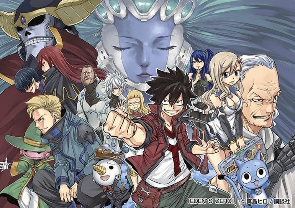 edenszero first chapter cover art
