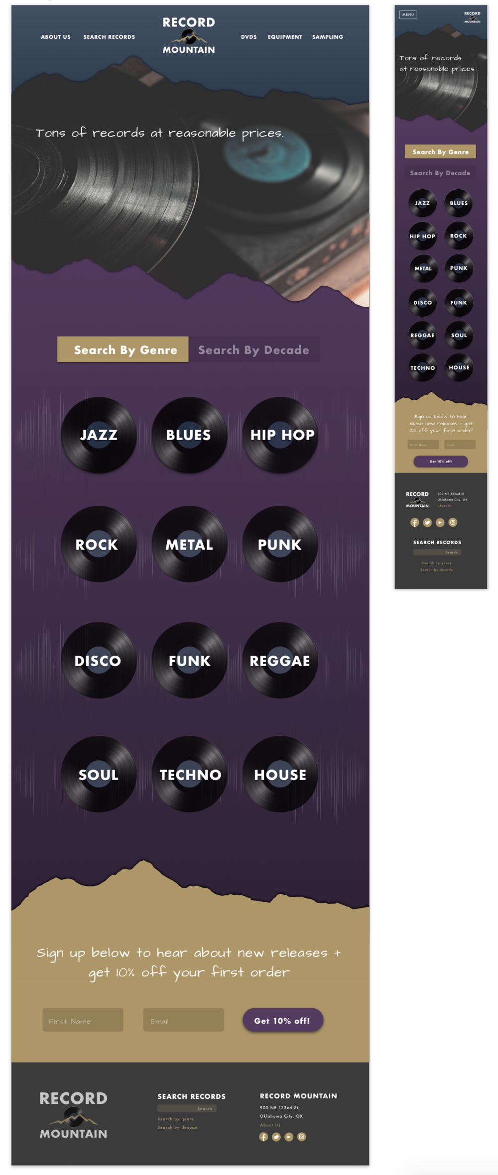 Record-Mountain-Homepage-Design
