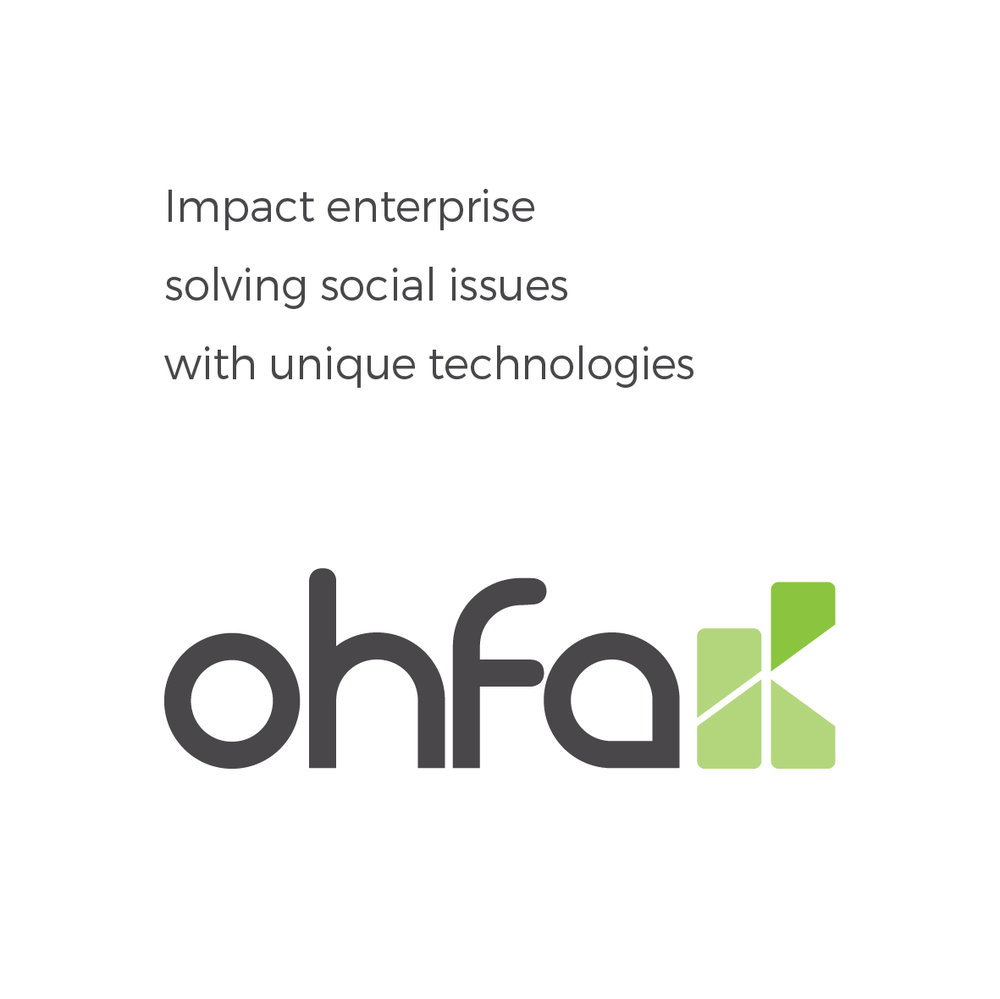 OHFA TECH - is an internationally recognized technology firm with a social missionFounded in 2013,Recognized as a K-Global 300 technology company that develops unique technological solutions for social problems.Developed Taptilo that makes braille teaching and learning easy and fun, which is operated by its unique and patented cam actuator technology.Taptilo has received over five awards and support from the Korean government through the K-Global 300 program, a public venture that supports start-ups in Korea.OHFA TECH has also received funding from several investors, including Samsung Ventures, and has beendeveloping micro braille cell that will help develop various multi-line braille display and ultimately, full page braille display.
