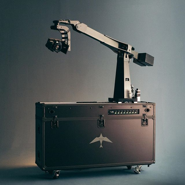 The Volo G4. Now in production. Works in perfect sync with Dragonframe. Check out our new website. Arcmoco.com