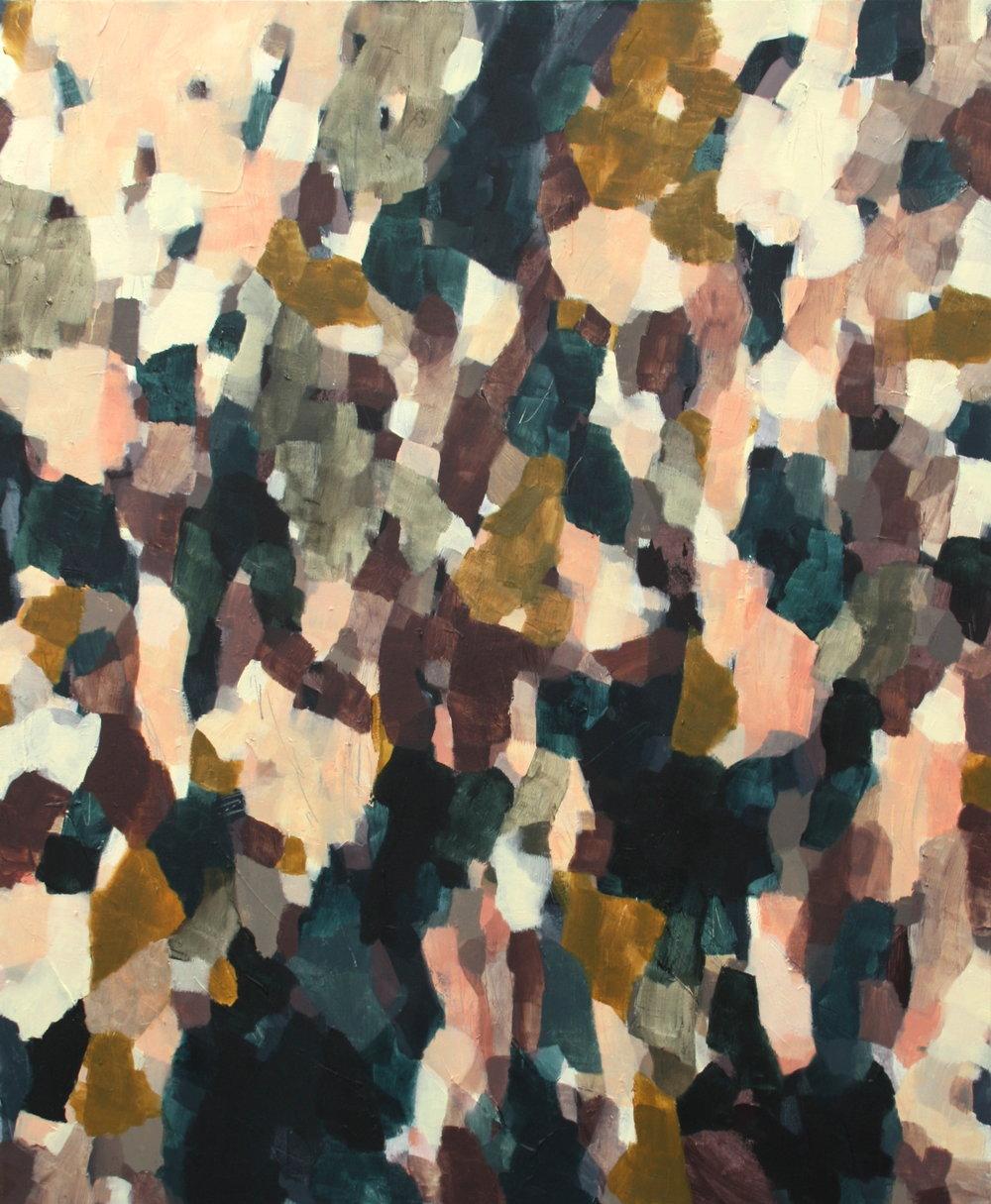 Moonrise   2015 Oil on canvas, 121 x 101cm Finalist — Len Fox Art Award Castlemaine Art Gallery, VIC