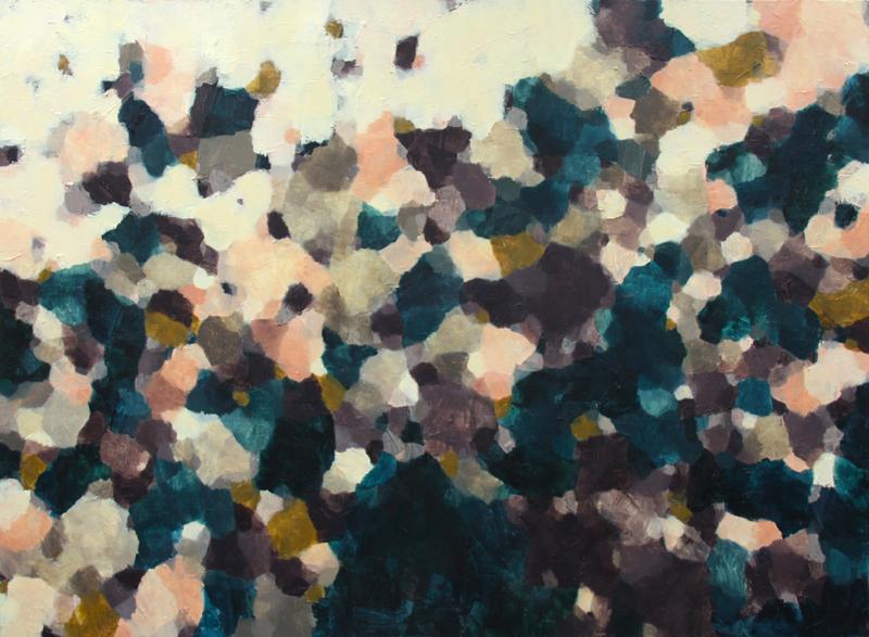 At Dusk  2016 Oil on Canvas, 111 x 152cm