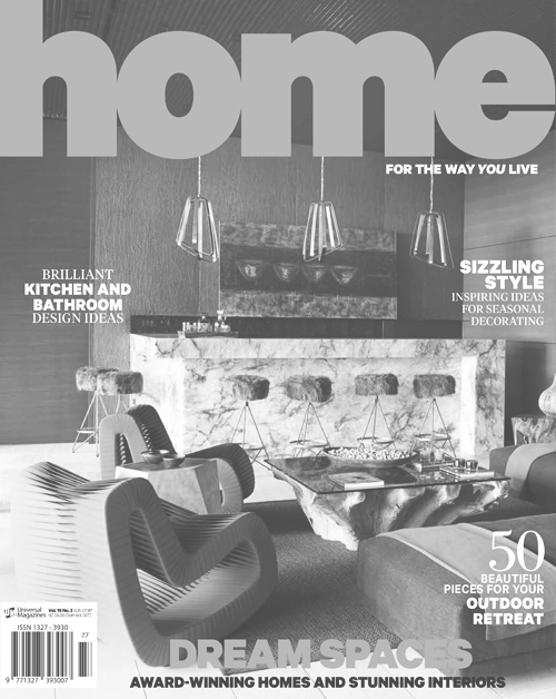 Home Design    Vol. 19 Creative Selection — June 2016