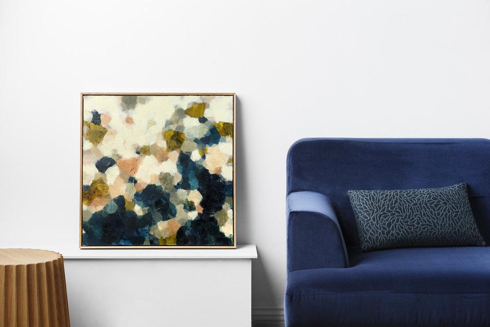 Seasonal Shift #1  2017  Furniture: anaca Studio Cushion: ni.ni. creative Photography: Martina Gemmola