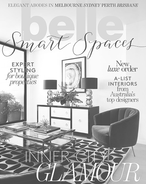 Belle Magazine    Smart Spaces Issue 2017
